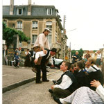 archive : Mai 1999 la toute première des Lapins Noirs