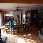 unser Berg-Hostel: nah an der perfekten Unterkunft