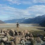 Tasman Valley...endlose Weite!!!