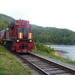 """Der Baikal""""express"""""""