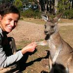 Tschoe wa Australien :-)