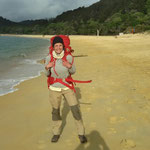 Strandspaziergang mal anders