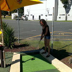 Minigolf in Tauranga