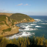Kuestenausischten an der GREAT OCEAN ROAD