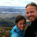 Mount Wellington - fantastischer Blick auf Hobart