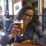 Prost...Boages..ein tasmanisches Bierchen...lecker!