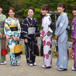 Geisha Flashmob