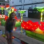 Lichterfest in Chinatown