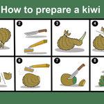 Vorbereitung auf Neuseeland