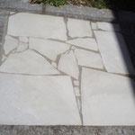 Marmor Bel Kristall Mosaik gattergesägt