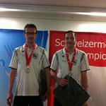 Vize-Schweizermeister André Wermelinger & Stefan Maurer