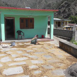 fresh ground stabilizer of our guesthouse