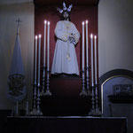 Triduo en honor a Jesús Cautivo. 17.02.2013. foto. Alfonso Artero