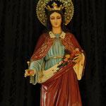 Santa Isabel de Portugal. foto Alfonso Artero