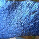 Lachs blau metallic (100)