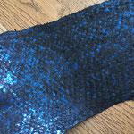 Barsch schwarz/blau metallic (39) AUSVERKAUFT