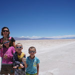 On traverse les Salinas Grandes