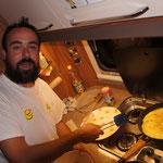 Très bonne la tortilla de Pau !