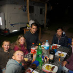 BBQ au camping !