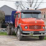 Même les camions sont hors du temps !