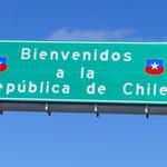 Nous sommes au Chili ...