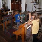 La visite des églises crée des vocations !