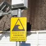 Chaque ville a son système d'alerte ...
