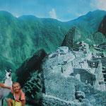 Déja le Machu Picchu ?!!
