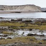 Bivouac sur une plage beaucoup plus sauvage ! (le cc est tout au fond !)