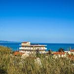 Ausblick Haus Dimitra