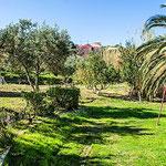 Garten Haus Dimitra