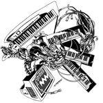 【ROCKOLOID SAULUS】 type-Synthesizer