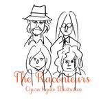 オリジナル作品「The Raconteurs」