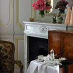 coffe time - Château de Condé - Condé en Brie champenoise de Picardie