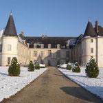 - Château de Condé - Condé en Brie champenoise de Picardie