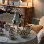 Tea Time- Château de Condé - Condé en Brie champenoise de Picardie