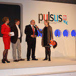 Unterstüzung durch Co-Moderatorin Julia Westlake (NDR)