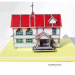 ミニチュアハウス(教会) 2