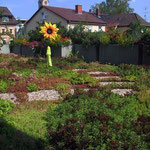 Privathaus, Tuttlingen | Abdichtung mit Gartenlandschaft über genutztem Gebäude