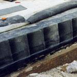 Fußgängerunterführung Neue Tonhalle, VS-Villingen | Abdichtung gegen drückendes Wasser nach DIN 18195