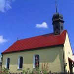 Kirche, Biesendorf | Biberschwanzdoppeldeckung