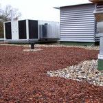 Mc Donald's, Sindelfingen | Extensive Dachbegrünung kurz nach Fertigstellung