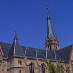 Kirche Peter und Paul, Spaichingen | Altdeutsche Deckung mit Naturschiefer