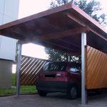 Carportanlage, Dauchingen | Komplettlösung