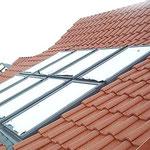 Wohhaus, Engen-Neuhausen | Montage einer Solaranlage