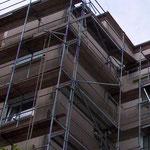 Gerüstbau | Einrüstung für Ihre und unsere Sicherheit