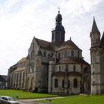 abbaye saint germer de fly, beauvais oise