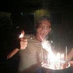 Geburtstagsfeier Franz