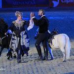 Auftritt bei der Apropos Pferd in Wiener Neustadt