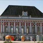 Bahnhof in Hamm